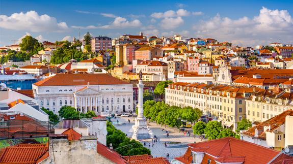 Lisbon, Portugal. Image: Shutterstock