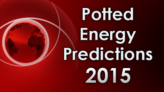 Potted energy predictions 2015