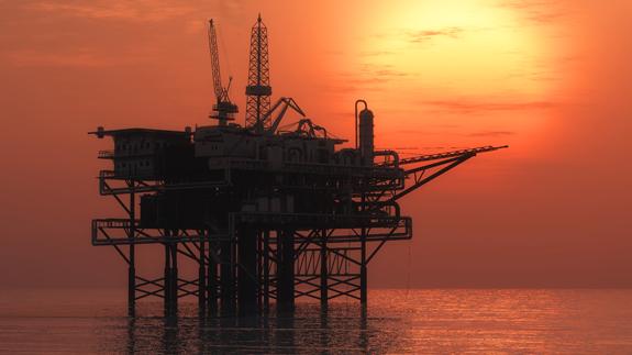 An offshore platform. Image: Shutterstock