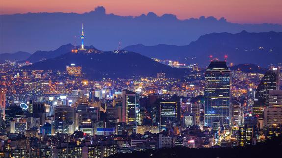 Seoul, South Korea. Image: Shutterstock
