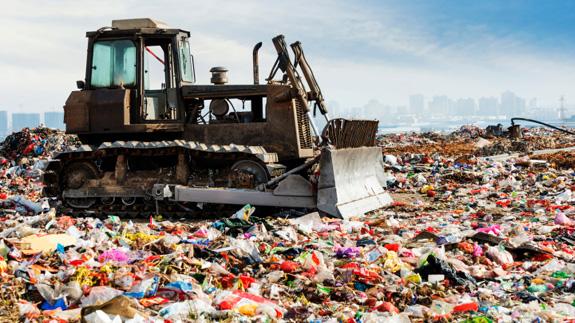 Landfill waste. Image: Thinkstock