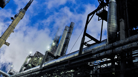 The Whiting refinery in Indiana, USA. Image: BP