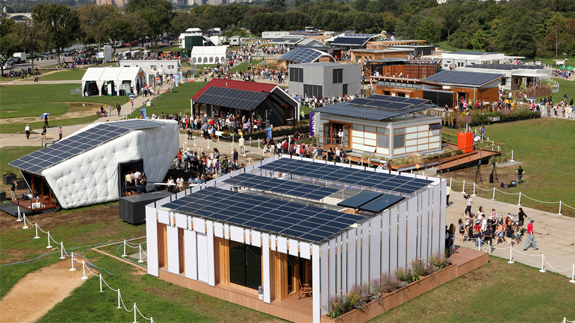 Copyright: S.Palter US DOE/ Solar Decathlon
