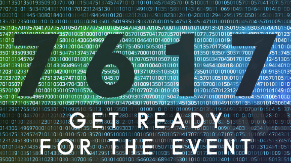 GET READY FOR THE EVENT - 575X323