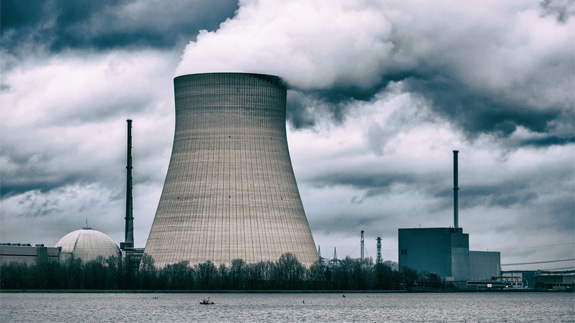 A nuclear plant. Image: Shutterstock