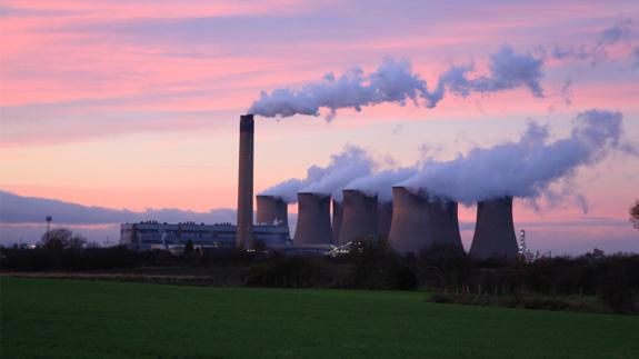A Drax power station. Image: Thinkstock