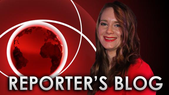 Reporters Blog - Vicky Ellis 575x323