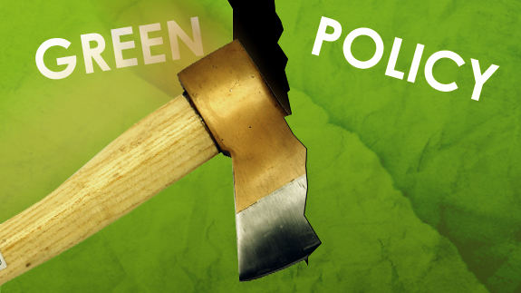 30th JULY - AXE GREEN POLICY