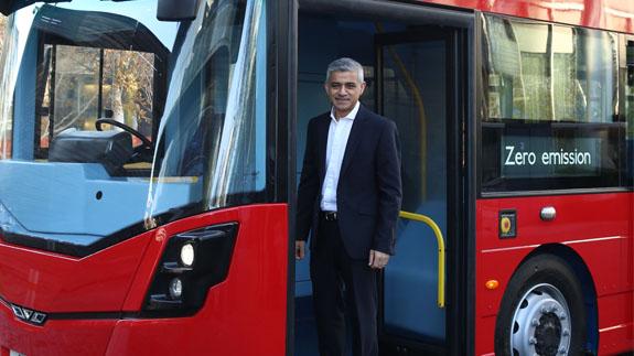 Image: Mayor of London
