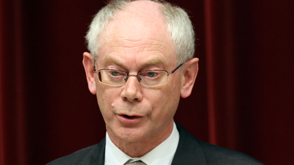 President of the European Council Herman Van Rompuy. Image: Thinkstock