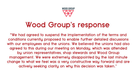 4TH AUG - RESPONSES - WOOD GROUP
