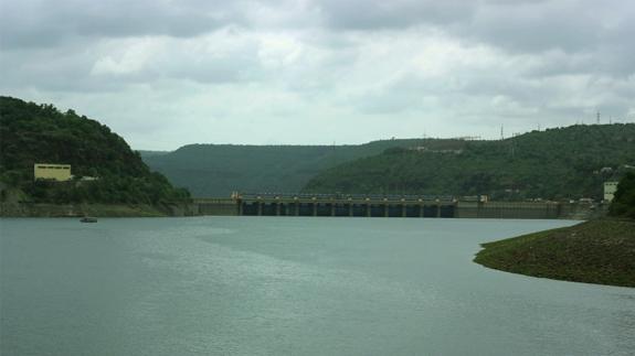 Krishna River in Karnataka, India. Image: Thinkstock