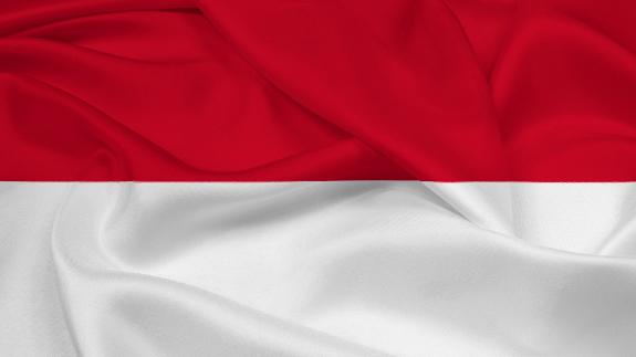 Indonesian flag. Image: Thinkstock.